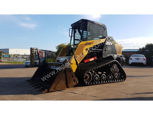USED 2009 ASV PT60 TRACK LOADER WITH VERY LOW HOUR