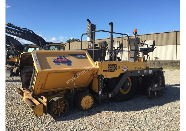 Used 2013 Blaw Know Pf2181 Paver In Wacol Qld Price 255 000