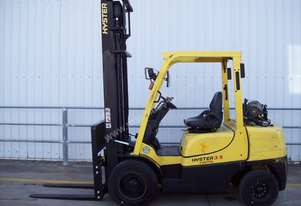 Good Condition Used Hyster H3.5TX Forklift
