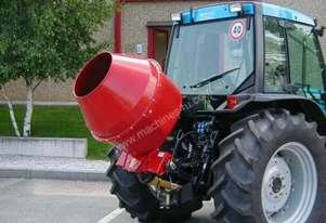 NEW BMAC PTO DRIVEN 5CUB Ft CEMENT/CONCRETE MIXER