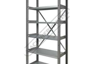 MSR-0 Industrial Modular Storage Shelving Package Deal 943 x 465.4 x 2030mm
