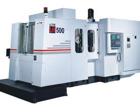 Litz LH500 twin pallet horizontal machining centre - picture0' - Click to enlarge