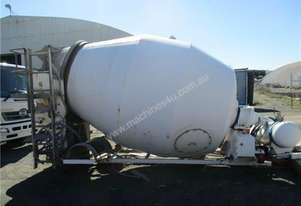 AGITATOR CONCRETE MIXER