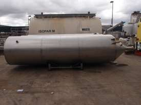 Powder Hopper Stainless Steel Capacity 5Cu Mtr. - picture0' - Click to enlarge