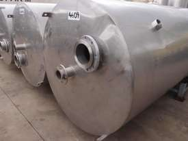 Powder Hopper Stainless Steel Capacity 5Cu Mtr. - picture2' - Click to enlarge