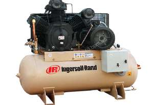 Ingersoll Rand 3000E20/12: 20hp 66.7cfm Reciprocating Air Compressor with 445L Tank