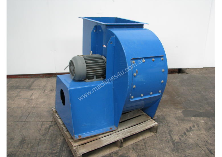 Engine Driven Centrifugal Blower : Used blower centrifugal fan kw