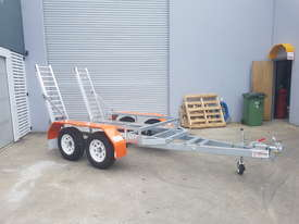 Galvanised Plant Trailer 2200kg ATM - picture1' - Click to enlarge