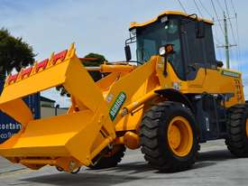 Agrison TX930L 100HP 6T LOADER 4IN1 GP BUCKET FORKS NATIONWIDE - picture3' - Click to enlarge