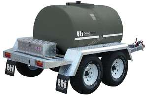 DieselPatrol 1500L - On Road Trailer, Dual Axle