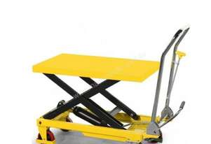 300kg Hydraulic scissor lift table/trolley