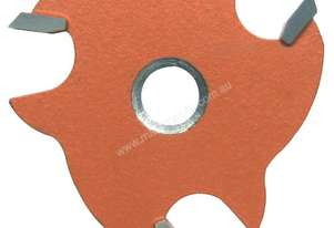 CMT Slot Cutter with 45° Bore - 6.4mm