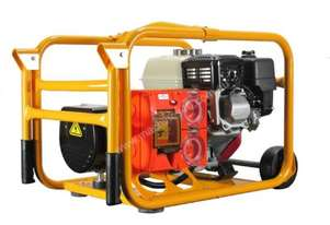 Powerlite Honda 3.3kVA Generator Worksite Approved