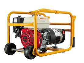 Powerlite Honda 3.3kVA Generator Worksite Approved - picture15' - Click to enlarge