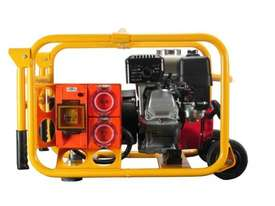Powerlite Honda 3.3kVA Generator Worksite Approved - picture17' - Click to enlarge