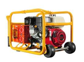 Powerlite Honda 3.3kVA Generator Worksite Approved - picture20' - Click to enlarge