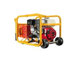 Powerlite Honda 3.3kVA Generator Worksite Approved - picture2' - Click to enlarge