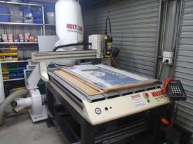 Multicam CNC Router 1200mmx1000mm Bed size - picture0' - Click to enlarge