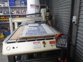 Multicam CNC Router 1200mmx1000mm Bed size - picture3' - Click to enlarge