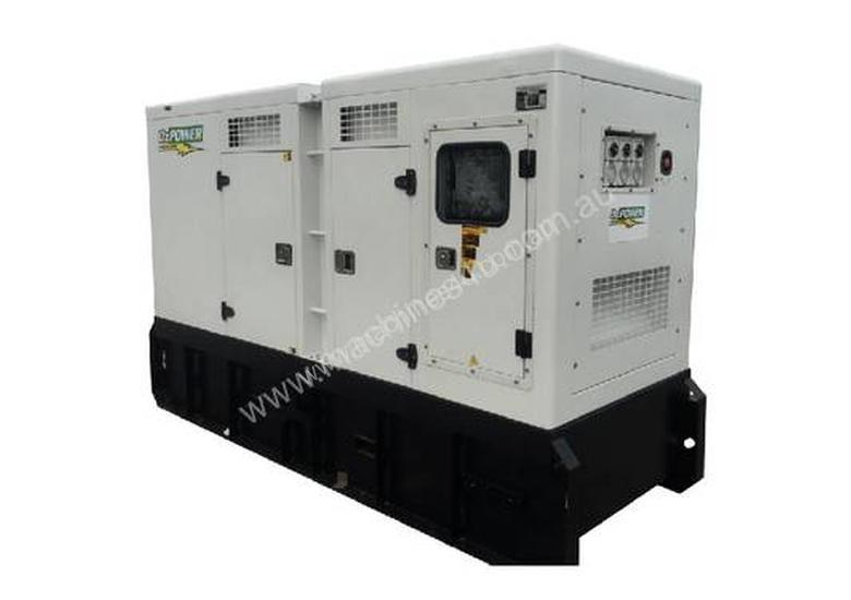 OzPower 220kva Three Phase Cummins Diesel Generator