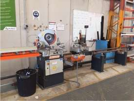 Elumatec Twin head mitre saw - picture0' - Click to enlarge