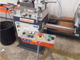 Elumatec Twin head mitre saw - picture1' - Click to enlarge