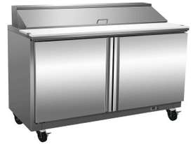 EXQUISITE COMMERCIAL KITCHEN SANDWICH / PIZZA PREPARATION CHILLERS - picture2' - Click to enlarge