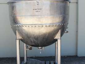 Steam Jacketed Mixing Pan - picture1' - Click to enlarge
