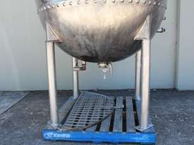 Steam Jacketed Mixing Pan - picture4' - Click to enlarge