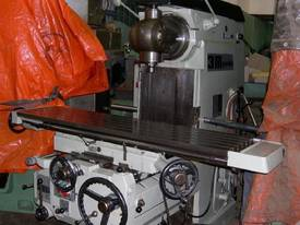 UNIVERSAL MILLING MACHINE GAMBIN TYPE M - picture0' - Click to enlarge