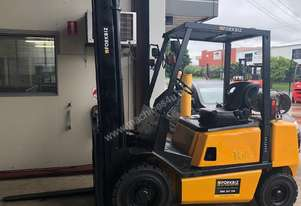 2.5T Yale LPG Forklift For Sale!