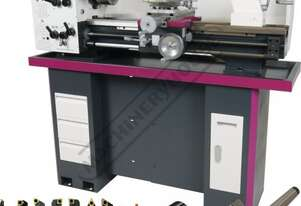 TU-3008G Opti-Turn Bench Lathe Package Deal Ø300 x 700mm Turning Capacity - Ø38mm Spindle Bore Gea