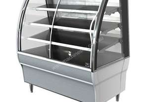 FPG 4A08-CU-SD 4000 Series Ambient Sliding Door Food Cabinet - 800mm