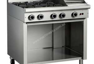Cobra C9C - 900mm Gas Cooktops - Open Cabinet Base