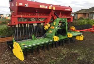 Celli Energy 350 Power Harrows Tillage Equip