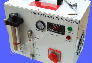 Compact and portable Flame-Polishing Machine