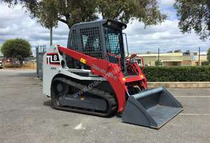 TAKEUCHI TL8 3.8T 75HP AIRCONHYD HITCH DEMO MODEL