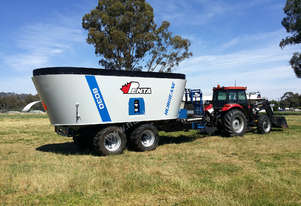 2018 PENTA 8030 VERTICAL FEED MIXER (25.5M3)