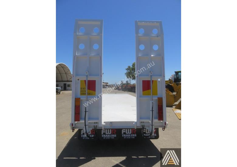 2018 NEW FWR TRI AXLE TAG TRAILER
