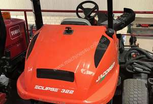 Jacobsen Ride on Golf Greensmower