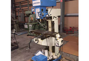 Used Performa Model ZX7550 Milling Machine