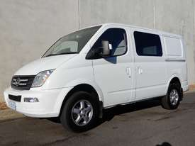 LDV V80 Van Van - picture0' - Click to enlarge