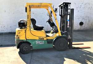 Yale LPG Counterbalance Forklift