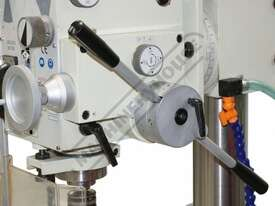 GHD-32 Industrial 4MT Geared Head Drilling Machine 40mm Drilling Capacity Includes Automatic Feed &  - picture9' - Click to enlarge