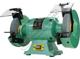 X8 Industrial Bench Grinder Ø200mm Fine & Coarse Wheels 0.75kW - 1HP Motor Power - picture3' - Click to enlarge