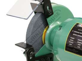 X8 Industrial Bench Grinder Ø200mm Fine & Coarse Wheels 0.75kW - 1HP Motor Power - picture6' - Click to enlarge