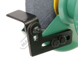 X8 Industrial Bench Grinder Ø200mm Fine & Coarse Wheels 0.75kW - 1HP Motor Power - picture7' - Click to enlarge