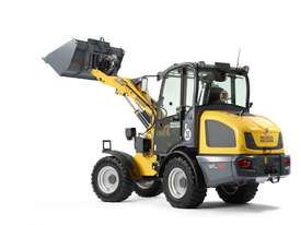 WL38 Wheel Loader - picture6' - Click to enlarge