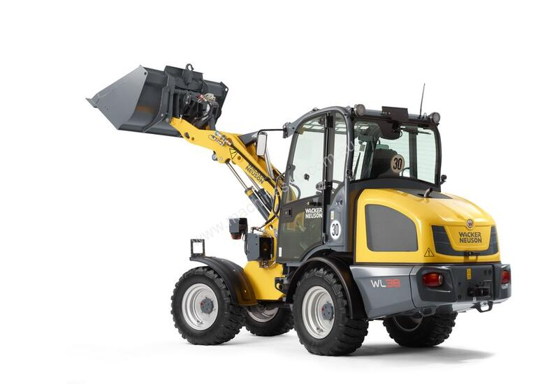 WL38 Wheel Loader