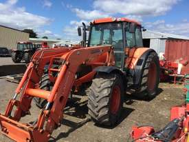 Kubota M135X FWA/4WD Tractor - picture1' - Click to enlarge